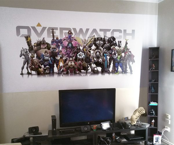 Overwatch-Back-View-600x500 Completed Projects | Wallpaper Prints