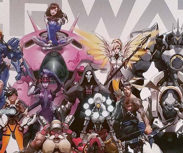 Overwatch-Close-Up-2-600x500 Completed Projects | Wallpaper Prints