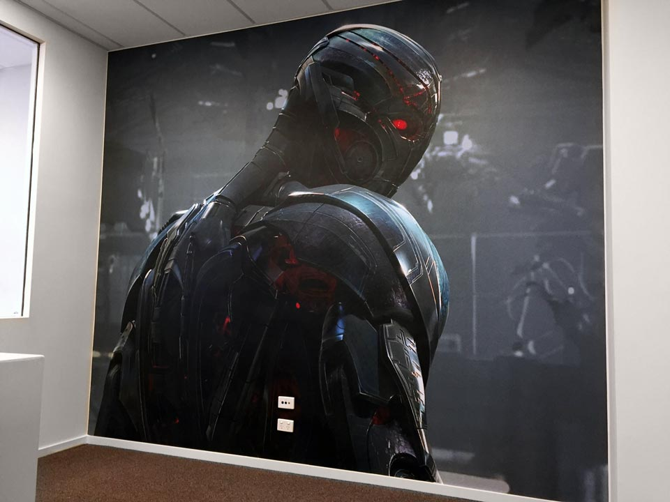 Ultron-2 Completed Projects | Wallpaper Prints